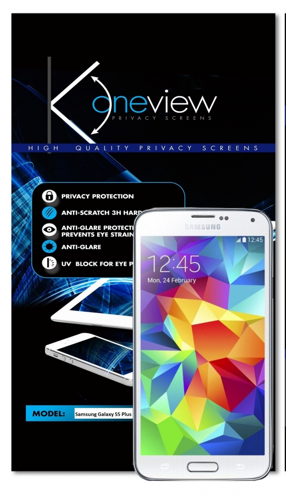 Samsung S5 Oneview